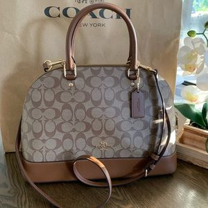 Coach Sierra Large Satchel F27584